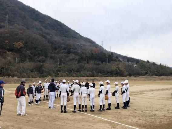 オリックスバッファローズ風岡コーチ野球教室